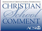 Christian School Comment